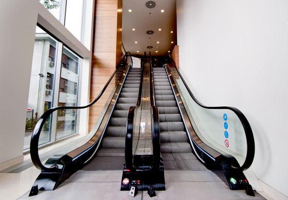 Escalators & Moving Walks | Escalators by KLEEMANN Elevator Manufacturer | Escalators