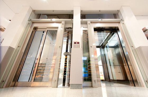 Elevators | HRS for Commercial & public Buildings & Hotels by KLEEMANN | Passenger elevators