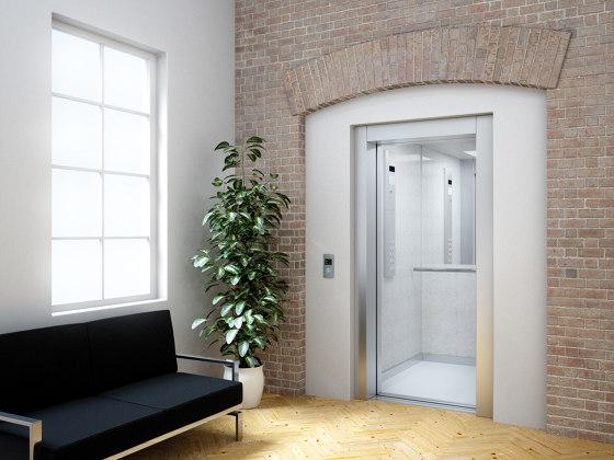 Elevators | Maison100 E for Home Solutions by KLEEMANN | Passenger elevators