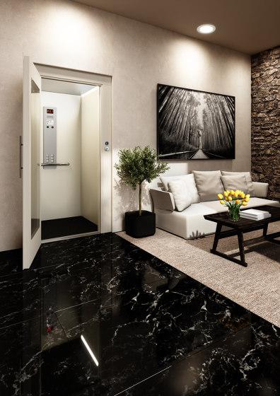 Elevators | Maison100 H for Home Solutions by KLEEMANN | Passenger elevators