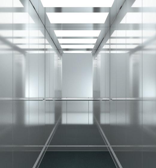 Cabins | Modern L310 by KLEEMANN Elevator Manufacturer | Passenger elevators