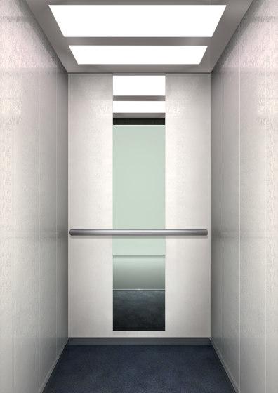 Cabins | Modern L320 by KLEEMANN | Passenger elevators