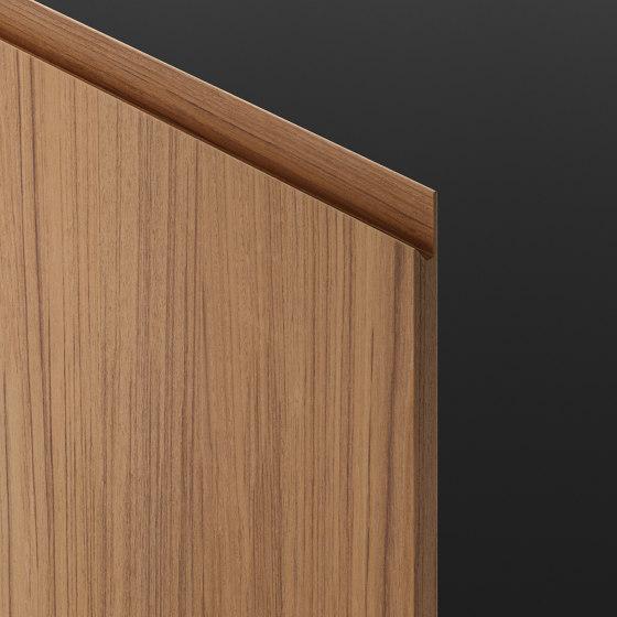 Convivium Elegant by Arclinea   Profile handles