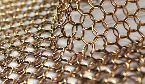 alphamesh 12.0 bronzematt by alphamesh | Metal meshes