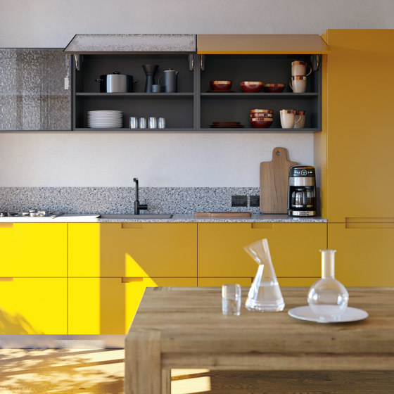EvoLift by Salice   Fitted kitchens