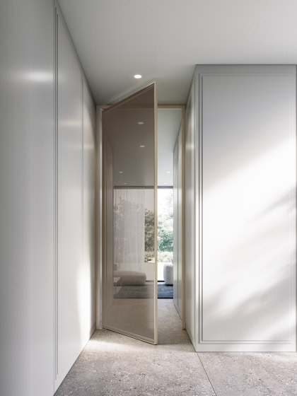 Piana Pivot Hinge by ADL | Internal doors
