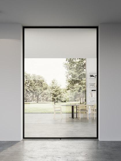 Quadra Pivot Hinge by ADL | Internal doors