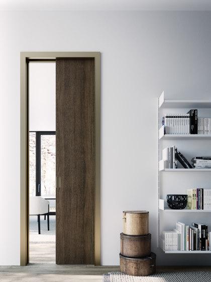 Tesa Sliding Inside The Wall by ADL | Internal doors