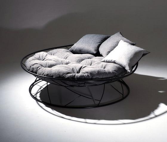 Big Basket Cushions by Studio Stirling | Seat cushions