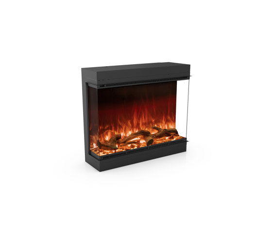 Astro 850 Three Sided by Planika | Fireplace inserts