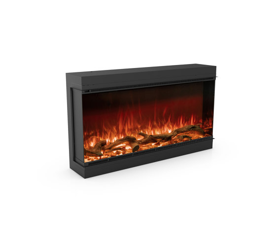 Astro 1200 Single Sided by Planika   Fireplace inserts