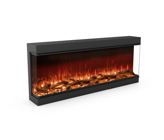Astro 1500 Three Sided by Planika   Fireplace inserts