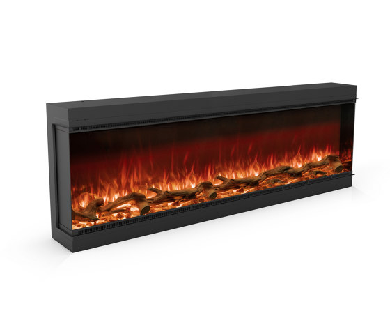Astro 1800 Single Sided by Planika | Fireplace inserts
