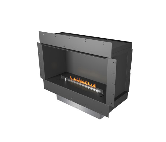 Forma 1000 Single-Sided by Planika   Fireplace inserts