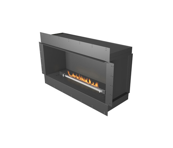 Forma 1200 Single-Sided by Planika | Fireplace inserts