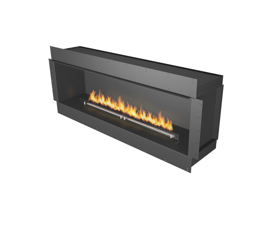 Forma 1800 Single-Sided by Planika   Fireplace inserts