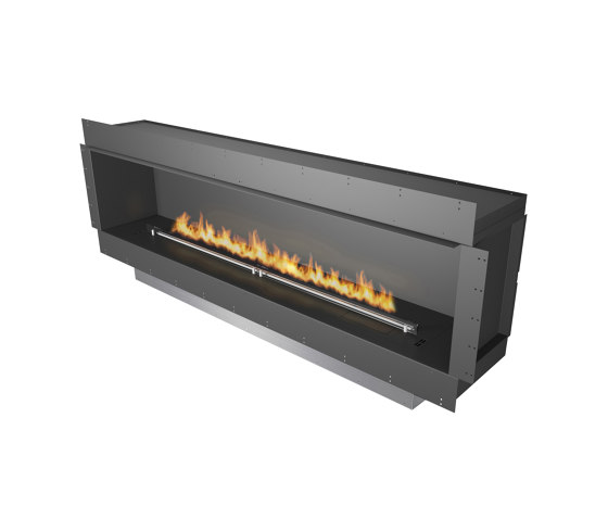 Forma 2300 Single-Sided by Planika | Fireplace inserts