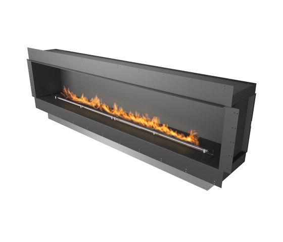 Forma 2700 Single-Sided by Planika | Fireplace inserts
