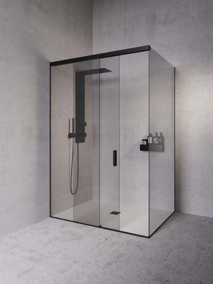 Sliding Shower Cabins | SX03 by PCA | Shower screens