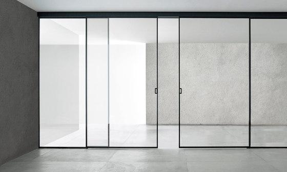 Telescopic Doors | V2000 by PCA | Internal doors