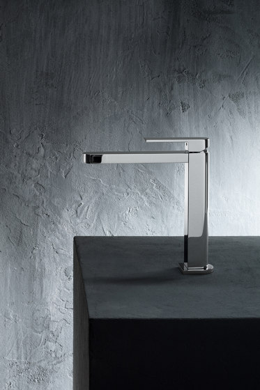 Mare | Single-hole sink mixer by Fantini | Kitchen taps