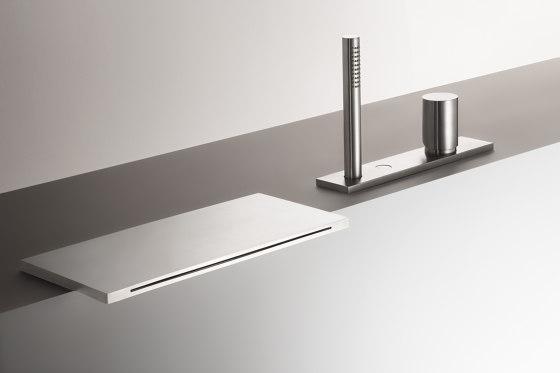 Milano | Deck-mount bathtub mixer by Fantini | Bath taps