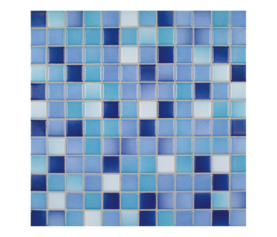 Plural | color sphere cool by AGROB BUCHTAL | Ceramic mosaics