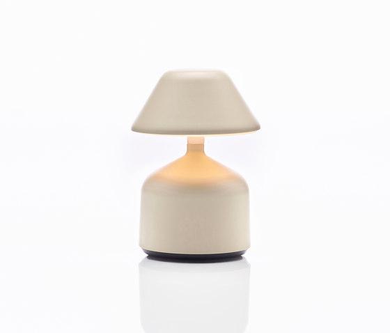 Demoiselle Small   Cap   Sand by Imagilights   Table lights