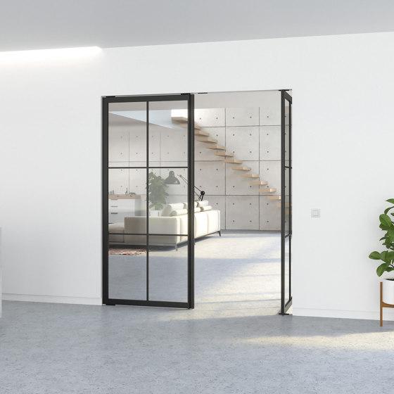 Portapivot 5730 | Double door by PortaPivot | Internal doors