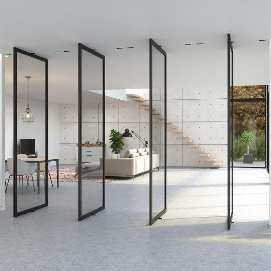 Portapivot 5730 | Multiple doors by PortaPivot | Internal doors