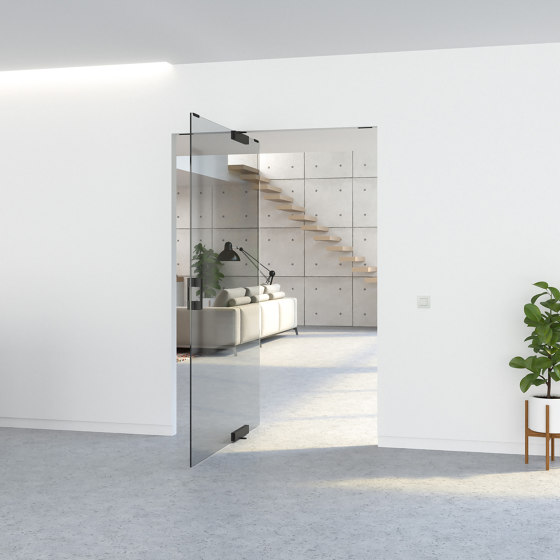 Portapivot GLASS XL by PortaPivot | Internal doors