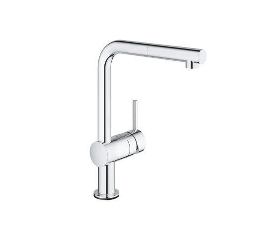 """Minta Touch Electronic single-lever sink mixer 1/2"""" by GROHE   Kitchen taps"""