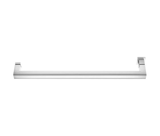 glass door handles & door stoppers | Glass door handle by SANCO | Pull handles for glass doors