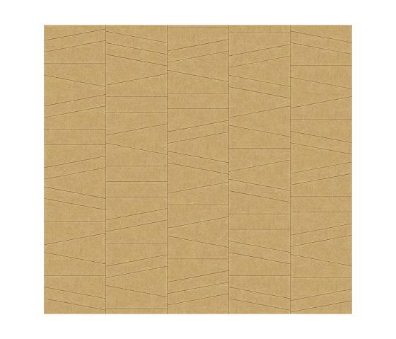 FRAMMENTI Tesoro Oro Layout 2 by Studioart   Leather tiles