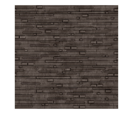 WOODS Natural Fango Layout 1 by Studioart   Leather tiles