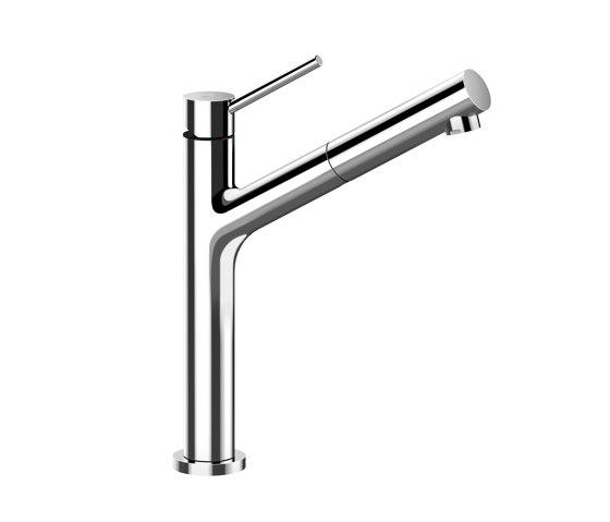 Dion SA - Chrome by Schock | Kitchen taps