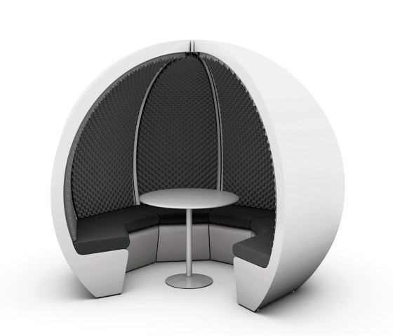 6 Person Escape Pod by The Meeting Pod | Office Pods