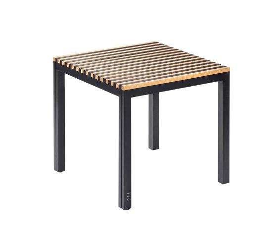 Sutra | Small extendable table di EGO Paris | Tavolini bassi