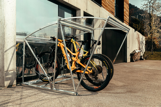 BikeRoof by Velopa | Bicycle shelters