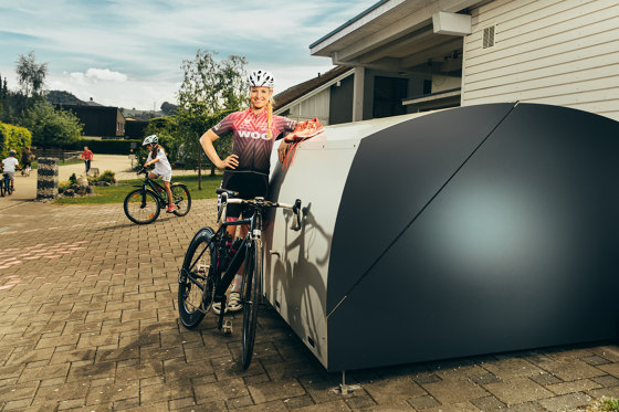 BikeSafe by Velopa | Bicycle lockers