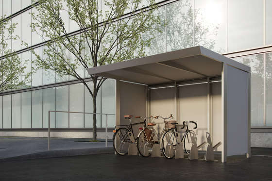 Forum by Velopa | Bicycle shelters