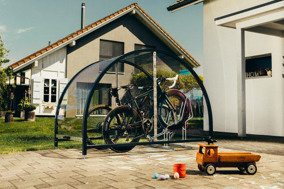 Igloo by Velopa | Bicycle shelters