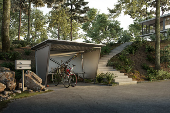 Lupo by Velopa | Bicycle shelters