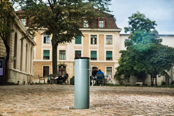 Piazza by Velopa | Bollards