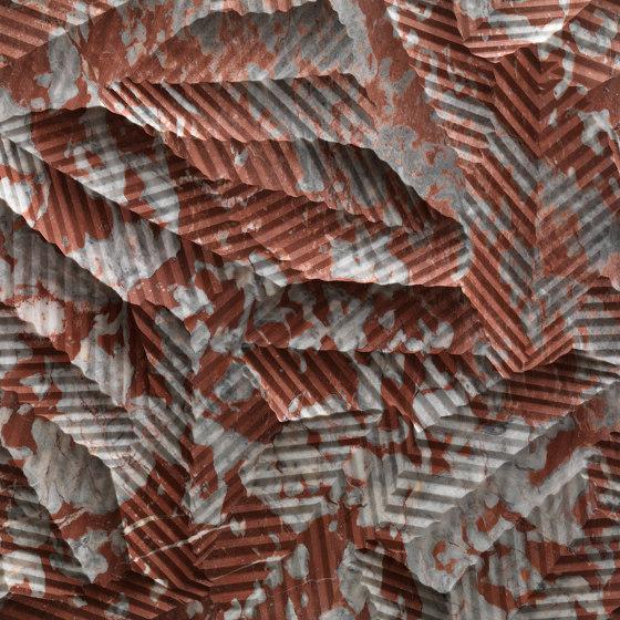 Pietre Incise | Tropico von Lithos Design | Naturstein Platten