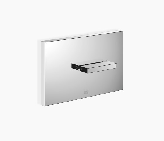 MEM - Cover plate for the concealed WC cistern made by TECE by Dornbracht | Flushes