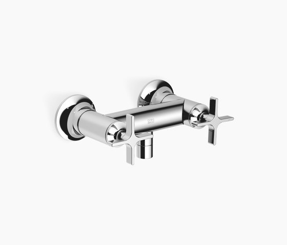 Modern Showers | VAIA - Shower mixer for wall mounting by Dornbracht | Shower controls