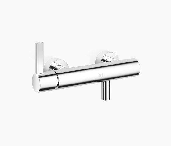 Modern Showers | IMO - Single-lever shower mixer for wall mounting by Dornbracht | Shower controls