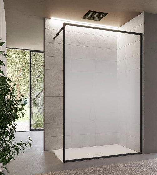 Brave 6 variante by Ideagroup | Shower screens