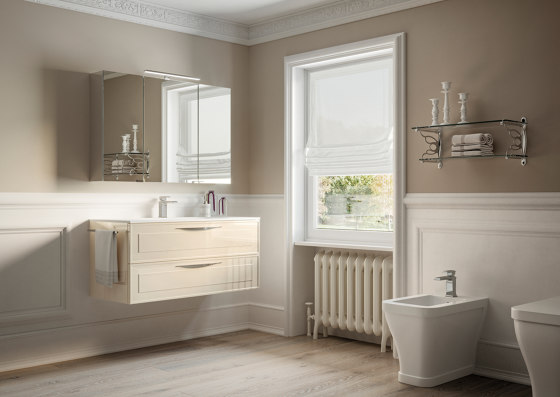 Dressy 09 by Ideagroup   Mirror cabinets